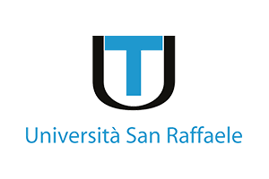 Università Telematica San Raffaele Roma logo.