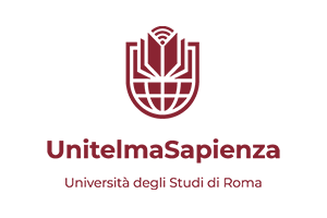 Università Telematica Unitelma Sapienza logo.