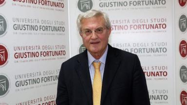 Unifortunato: intervista al Magnifico Rettore Prof. Giuseppe Acocella