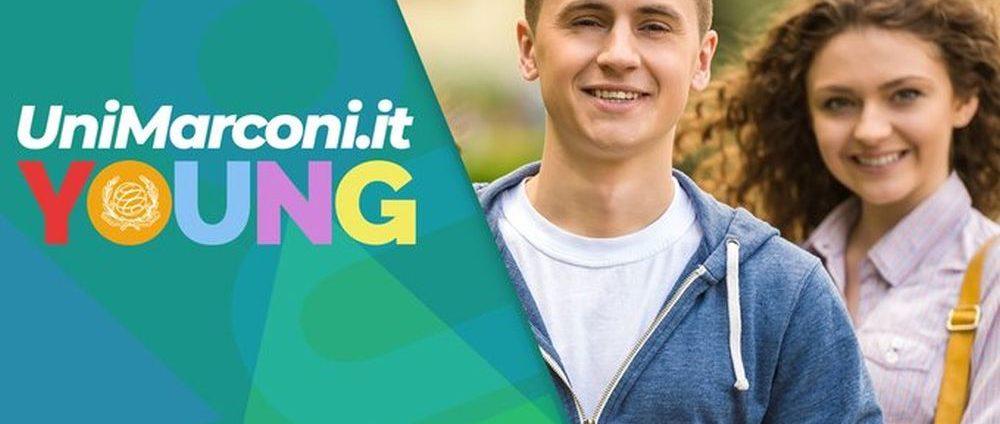 Promozione Young UniMarconi: tutti i dettagli sulla promozione